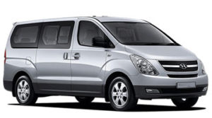 Hyundai Starex Car Rental Services