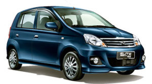Perodua Viva Elite Car Rental Services