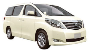 Toyota Vellfire Car Rental Services