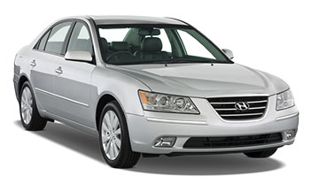 Hyundai Sonata Luxury Car Rental Services