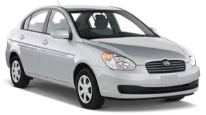 Hyundai Accent Car Rental Services