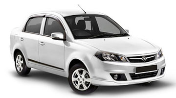 Proton Saga Car Rental Services