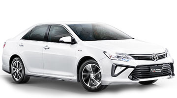 Toyota Camry Premium Car Rental Services